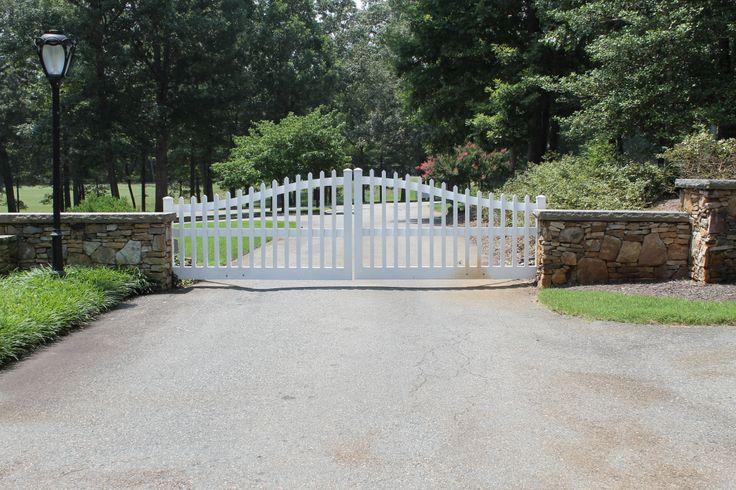 12 Best Ideas About Residential Amp Farm Gates On Pinterest