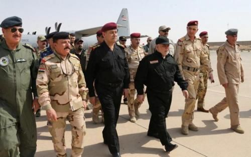"""Iraqi Prime Minister Declares Mosul """"Liberated"""" From The Islamic State http://betiforexcom.livejournal.com/26208120.html  Iraqi Prime Minister Haider al-Abadi arrived in Mosul on Sunday to announce the city's """"liberation"""" from the Islamic State, and to congratulate the Iraqi armed forces and people on their """"victory"""" in the city after nearly nine months of urban warfare, and bringing an end to jihadist rule in the city, the WSJ reported. As a reminder, Mosul is where the Islamic State…"""