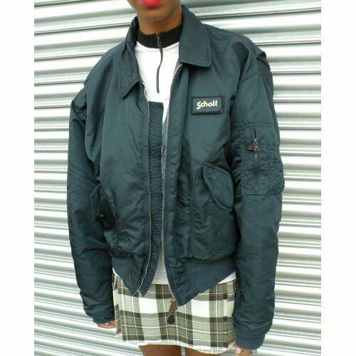 Schott jacket 90's bomber