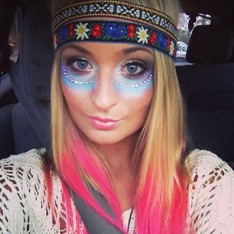 8 best Costume Makeup by Tamara Abeska images on Pinterest ...