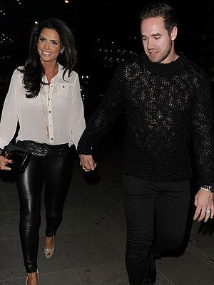 Miss P looks better than at any other time in her life - I hope it lasts a long time.  Katie Price beams as she spends quality time with husband and friends