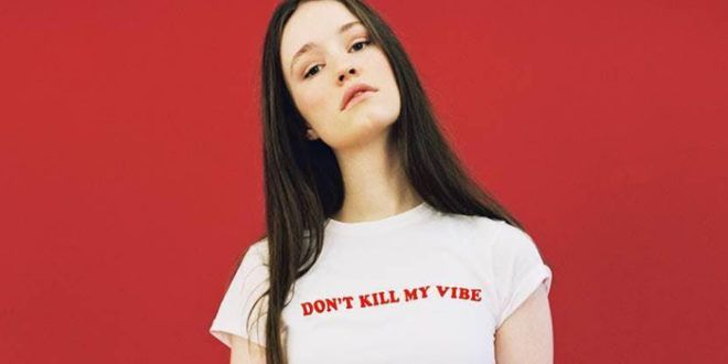 """Sigrid con """"Don't Kill My Vibe"""", da venerdì in tutte le radio"""
