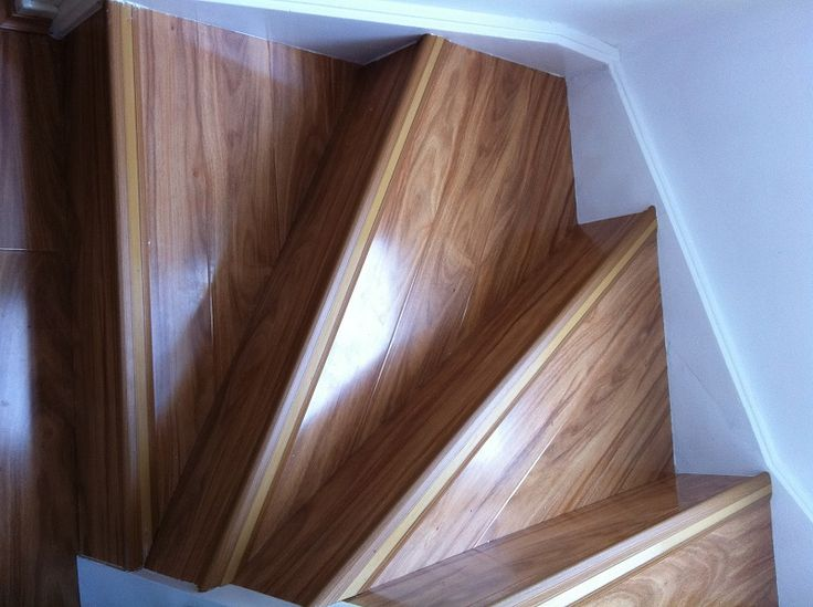 17 Ideas About Laminate Stairs On Hardwood Stairs Stair Makeover And Stairs