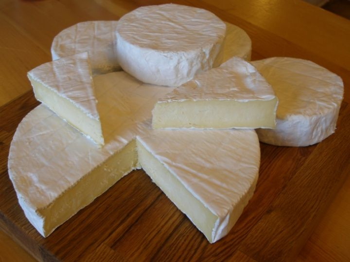 Comfort Cream Camembert Cheese from Upper Canada Cheese in Ontario