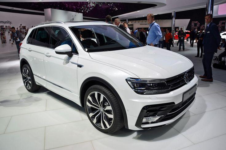 Volkswagen Tiguan 2018: рестайлинг популярного кроссовера - http://god-2018s.com/avto/volkswagen-tiguan-2018-restajling-populyarnogo-krossovera