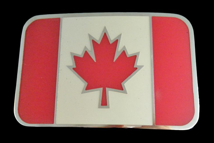 CANADA FLAG MAPLE LEAF HOCKEY COUNTRY COOL BELT BUCKLE #canada #canadian #Iamcanadian #canadaflag #mapleleaf #canadabeltbuckle #canadabuckle #canadaflagbuckle #flagbuckles #canadaflagbeltbuckle #beltbuckle #coolbuckles