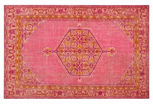 eloten rug orange for my home pinterest wool hot pink and turquoise. Black Bedroom Furniture Sets. Home Design Ideas