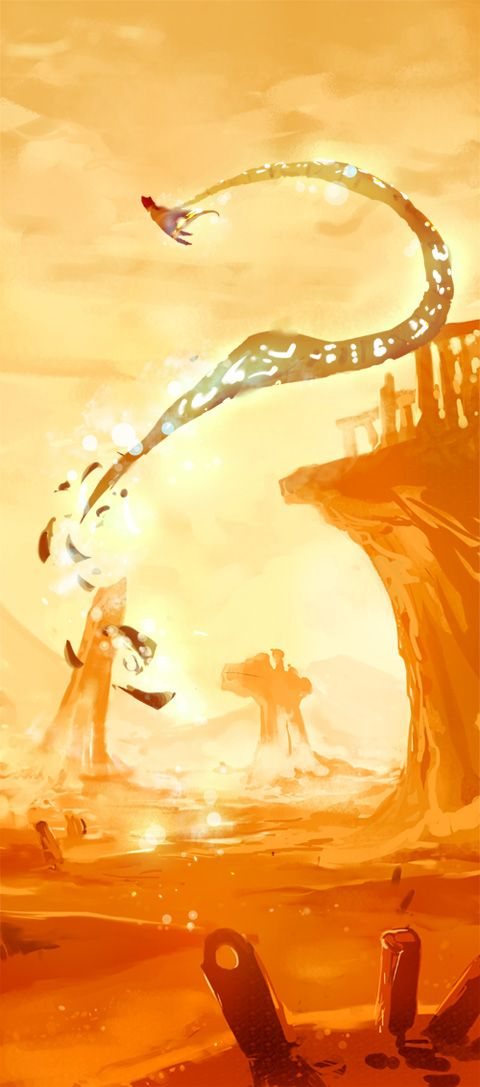 + Endless Journey + by JialingPan.deviantart.com on @deviantART