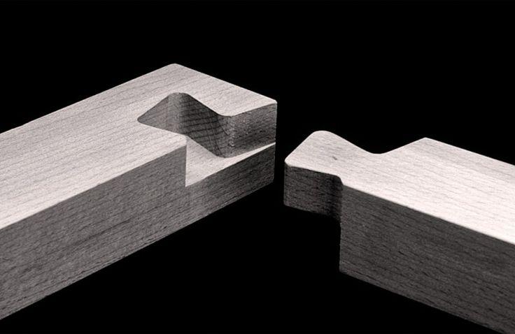 50 Digital Wood Joints | Flexible Stream