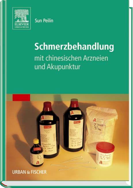 Ta książka daje wszystkie aspekty diagnostyki i leczenia bólu z akupunktury i chińskiej medycynie. Zasady etiologii i patologii bólu w TCM systematycznej prezentacji zasad terapii, wybór punktu i instrukcją skojarzonego właściwego doboru i zestawiania fitoterapii w recepturach liczne studia przypadków ilustrują realizację w życiu codziennym.  Książka profesora Sun Peilina. Wydanie: Niemcy