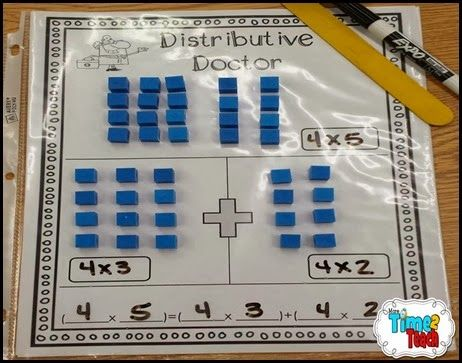 1000+ ideas about Distributive Property on Pinterest ...