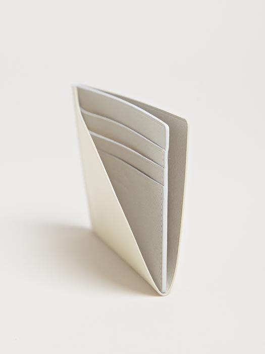 Isaac Reina Women's Circle Curve Card Holder Ln Cc   Nuji