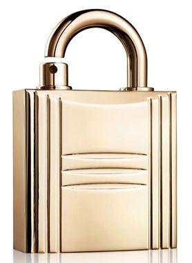 Hermès Padlock Perfume Case