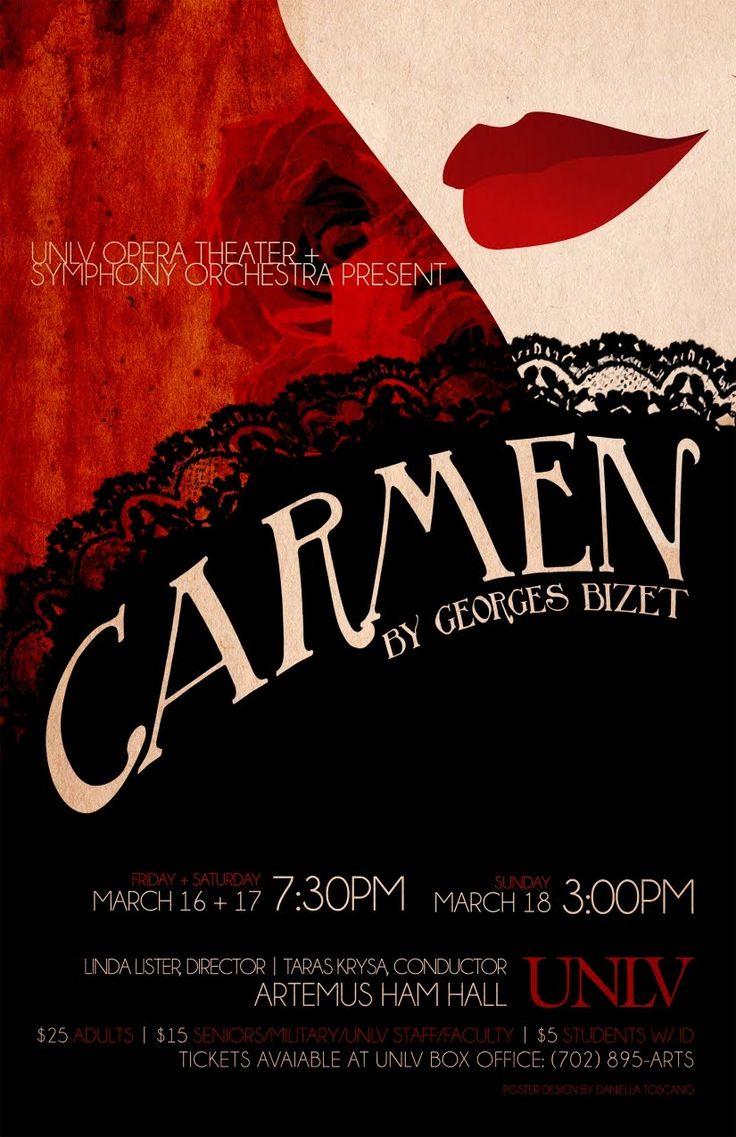 Carmen - Georges Bizet (Alexandre César Léopold)