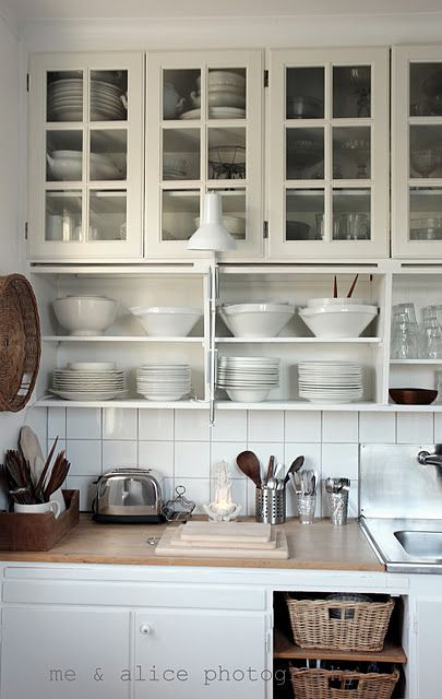 Kitchen Tile Ran Front To Back
