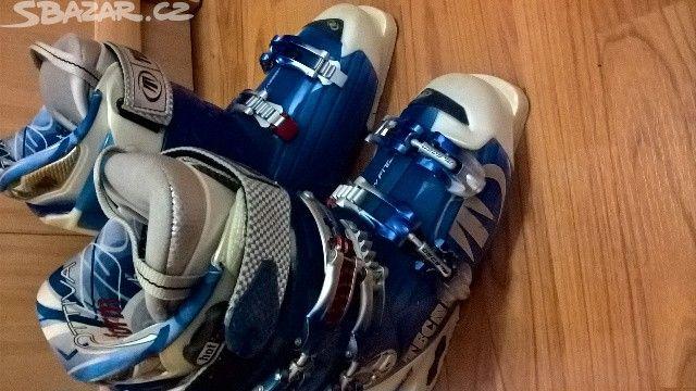 Dámské lyžařské boty TECNICA, - obrázek číslo 1