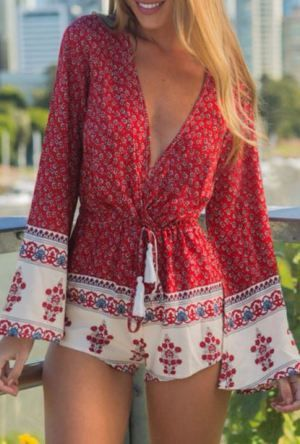 This is the cutest romper I've ever seen!