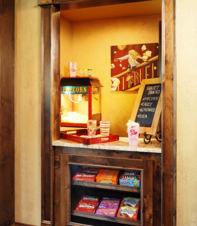 Concession Stand For Theater Room With Images: Concession Stand Party & Ideas