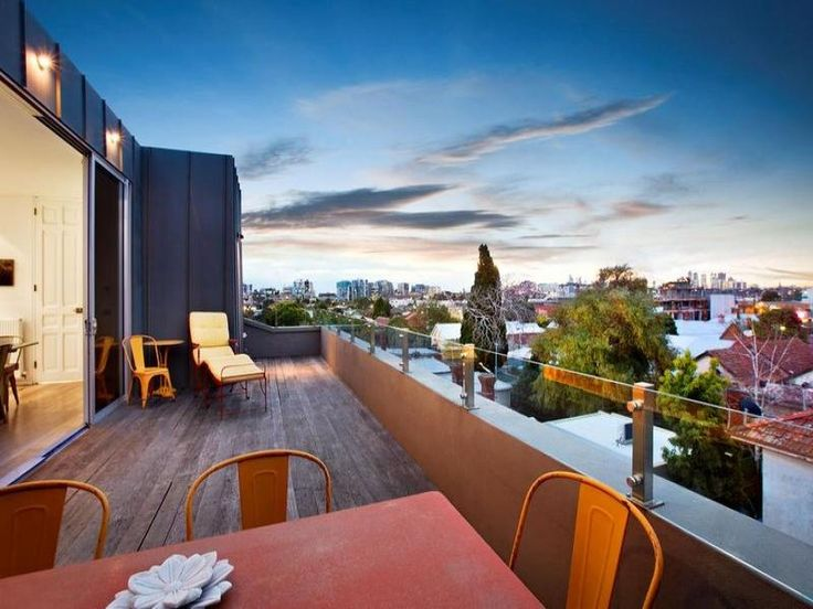 deck in Melbourne