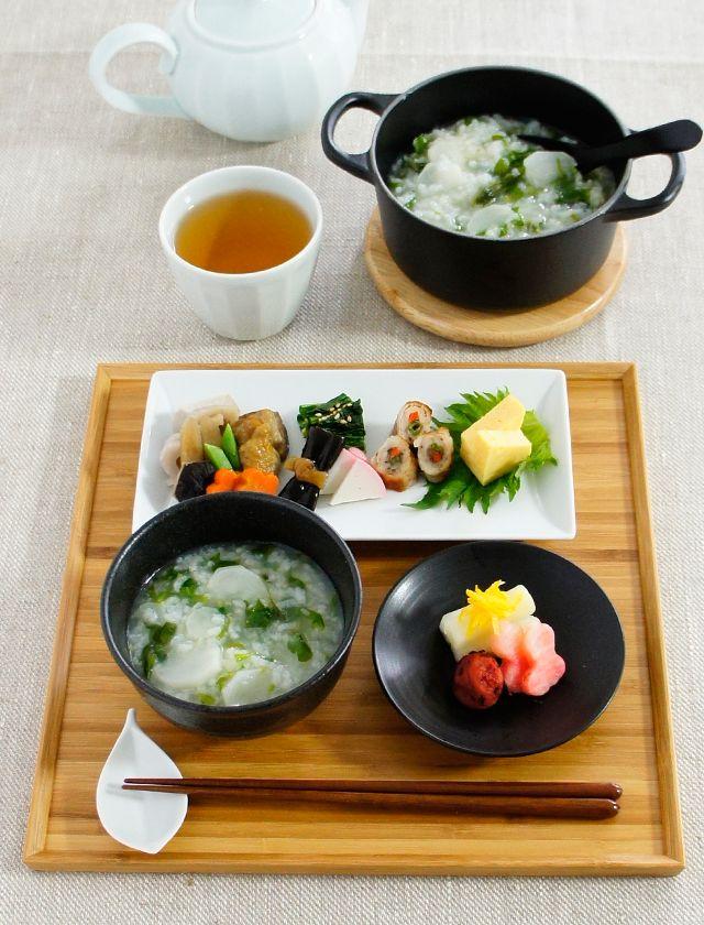 Okayu, Japanese Rice Porridge Dish