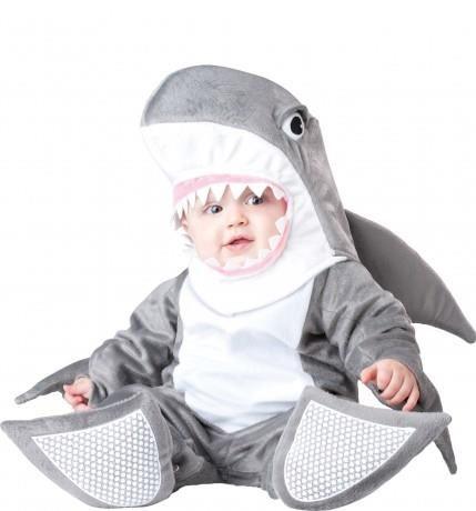 Карнавальный костюм акулы