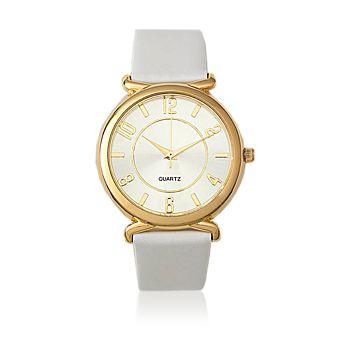 White Watch Bílé hodinky