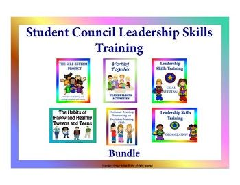 This Student Council Leadership Training could help your student council members improve and enhance their leadership skills especially in the areas of goal-setting, organization, cooperation and decision-making. It also includes activities on self-awareness to help them recognize their