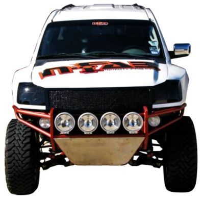 Image of 2015 Nissan Armada Off-Road #Bumper Nfab Nissan Off-Road Bumper N044RSP 15