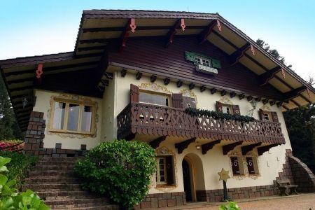 Casa do Papai Noel - Parque do Papai Noel, Gramado/RS