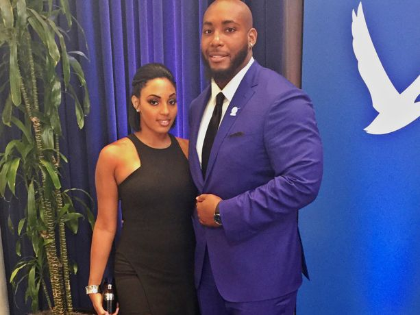 Devon Still, Fiancee Asha Joyce: 10 Things You Don't Know About The Knot Dream Wedding Couple