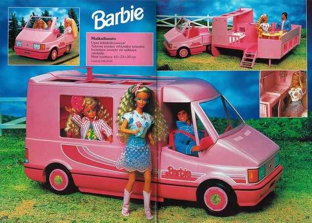 Barbie Journal 1992 (Finnish) | Flickr - Photo Sharing!