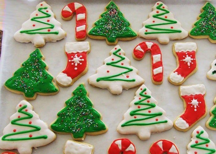 Galletas De Navidad Sin Gluten Receta Paso A Paso Recetas Para Hacer Galletas Recetas De Galletas De Navidad Galletas Navideñas