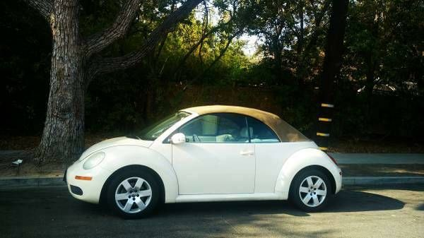 #Craigslist #2007 #beetle #CA #Palmdale 2007 Volkswagen New Beetle (Palmdale, CA) $4200: The car drives great and is in good condition.…