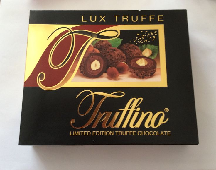 #Truffino truffe with Hazelnut