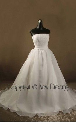 abito da sposa  tg 44/46 modello esclusivo-wedding dress ball Gown ready to wear