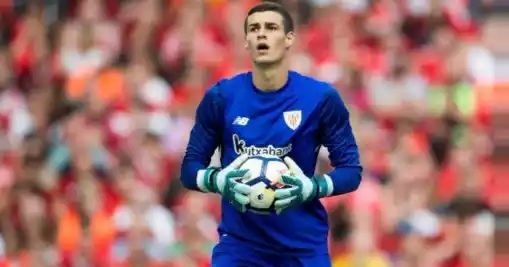 Real Madrid are poised to sign Athletic Bilbao goalkeeper Kepa Arrizabalaga in January as the club look to strengthen after a poor start has left them eight points adrift of Barcelona.  Bilbao had been in negotiations with their number one as they attempted to tie him down to a new contract but Los Blancos look set to poach Kepa at a cut-price according to Don Balon.  Its understood that the 23-year-old who has been linked with Arsenal does not want a release clause of 75m putting in his…