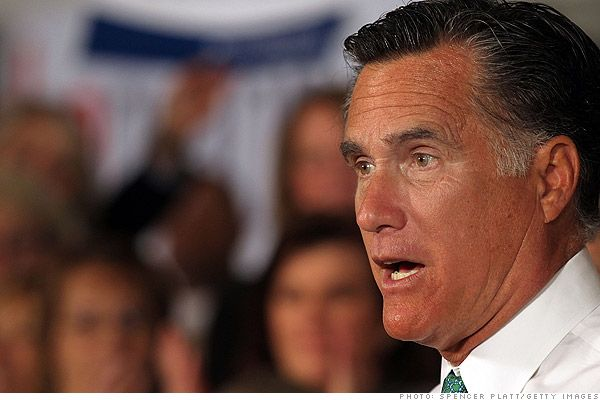 Romney ready to clinch the nomination.