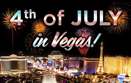 july 4th las vegas parties