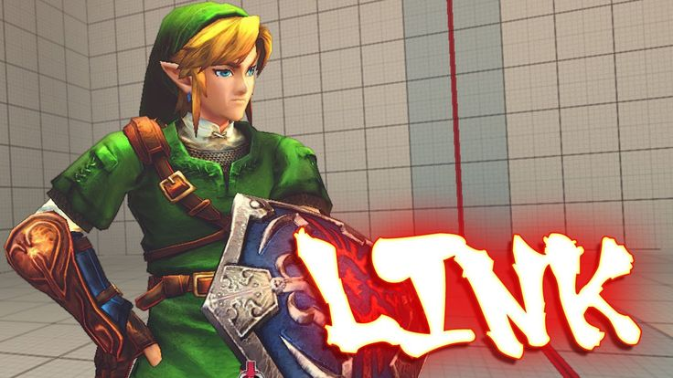 Ultra street fighter 4 PC - Link (Legend of Zelda)