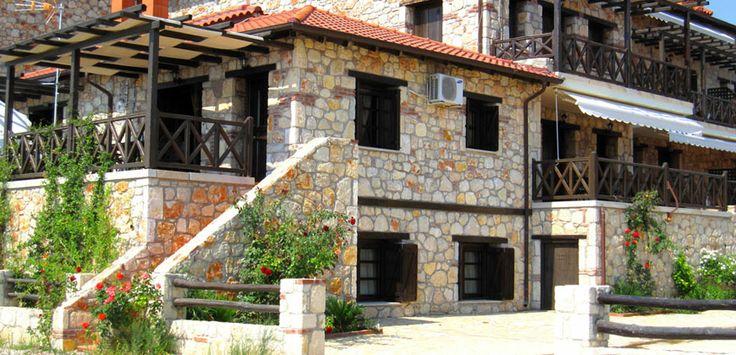 House Menia House Stella Psakoudia Sithonia  #Halkidiki Greece