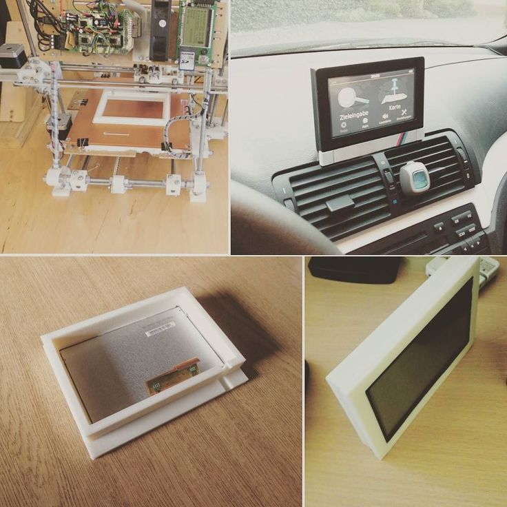 Something we liked from Instagram! Mit unseren 3D-Druckern ist vieles möglich wie zum Beispiel ein Gehäuse für ein Navigationsgerät. Das ganze wurde in einen BMW e46 fest eingebaut. 3D printed navigation system case for a BMW e46 #3ddrucker #3Ddruck #e46 #BMW #car #bimmer #e36 #e46touring #e46compact #e46coupe #3dprint #3dprinter #3dprinting Designed by Peter Steinwachs (instagram: petersteinwachs) by electronic_things_gmbh check us out: http://bit.ly/1KyLetq