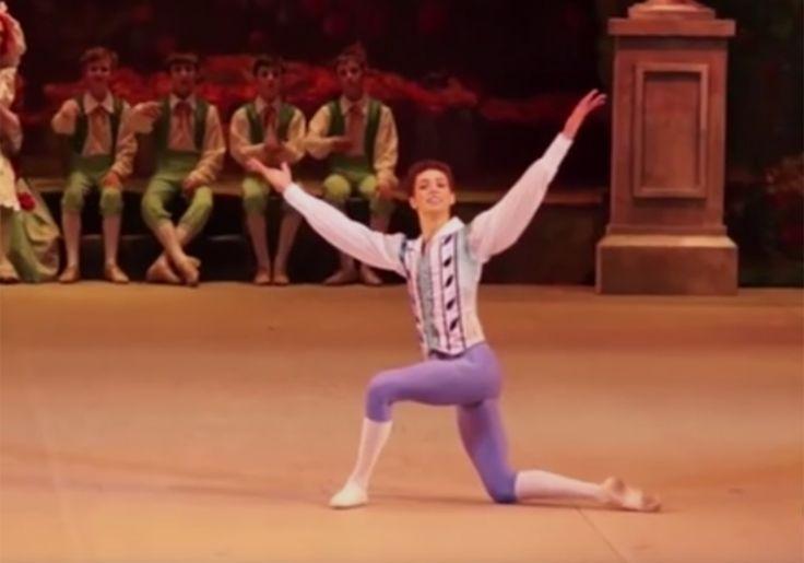 Jovem brasileiro conquista papel inédito no Balé Bolshoi