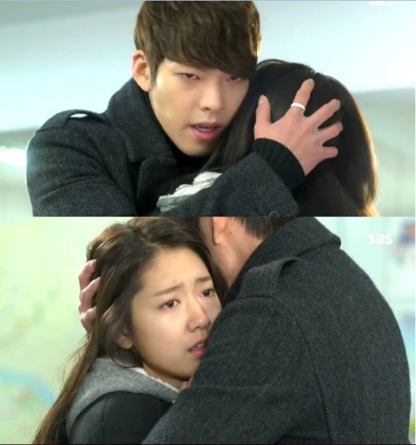 in the heirs episode 17 choi young doplayed by kim woo
