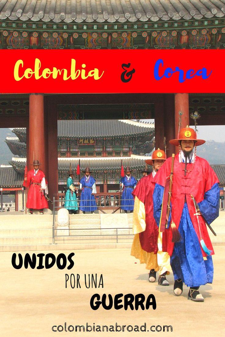 Colombia fue el único país latinoamericano que participó activamente apoyando a Corea de Sur en la guerra contra Corea del Norte. Una guerra que los ha mantenido unidos a través de los años.