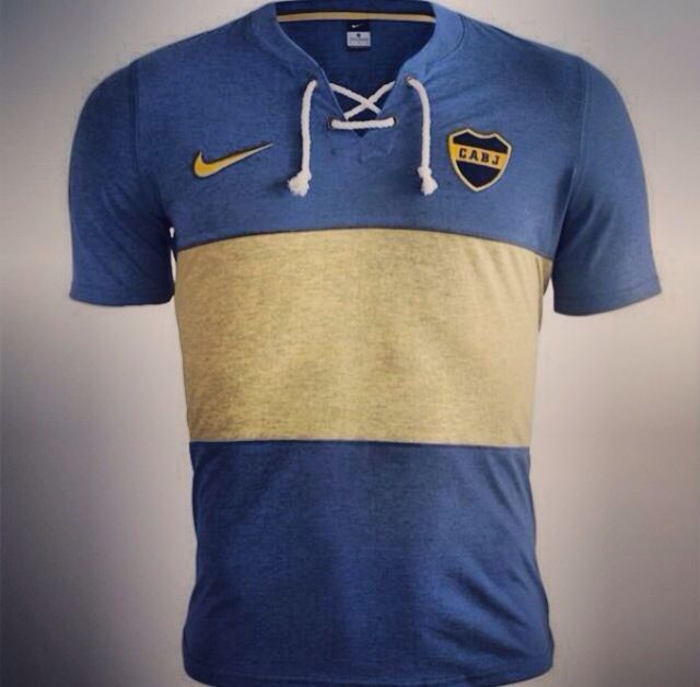 Boca Juniors Jersey