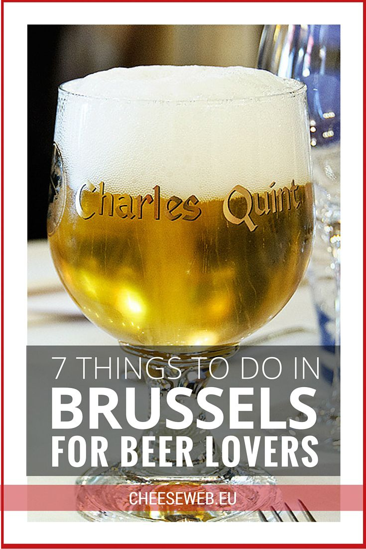 If there is one thing Belgium is known for, it is producing some of the world's best beer. To make the most of your next visit, we share 7 things to do in Brussels if you love Belgian beer.