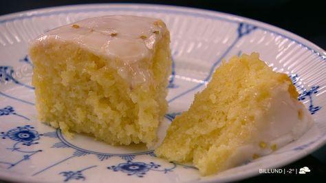 Citronmåne er en lækker opskrift fra Go' morgen Danmark, se flere dessert og kage på mad.tv2.dk