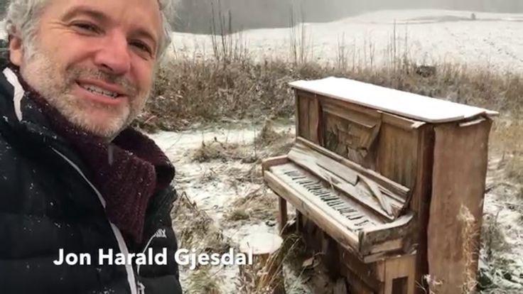 Jon Harald Gjesdal - Butterfly (Official Video) After 20 years break, I ...