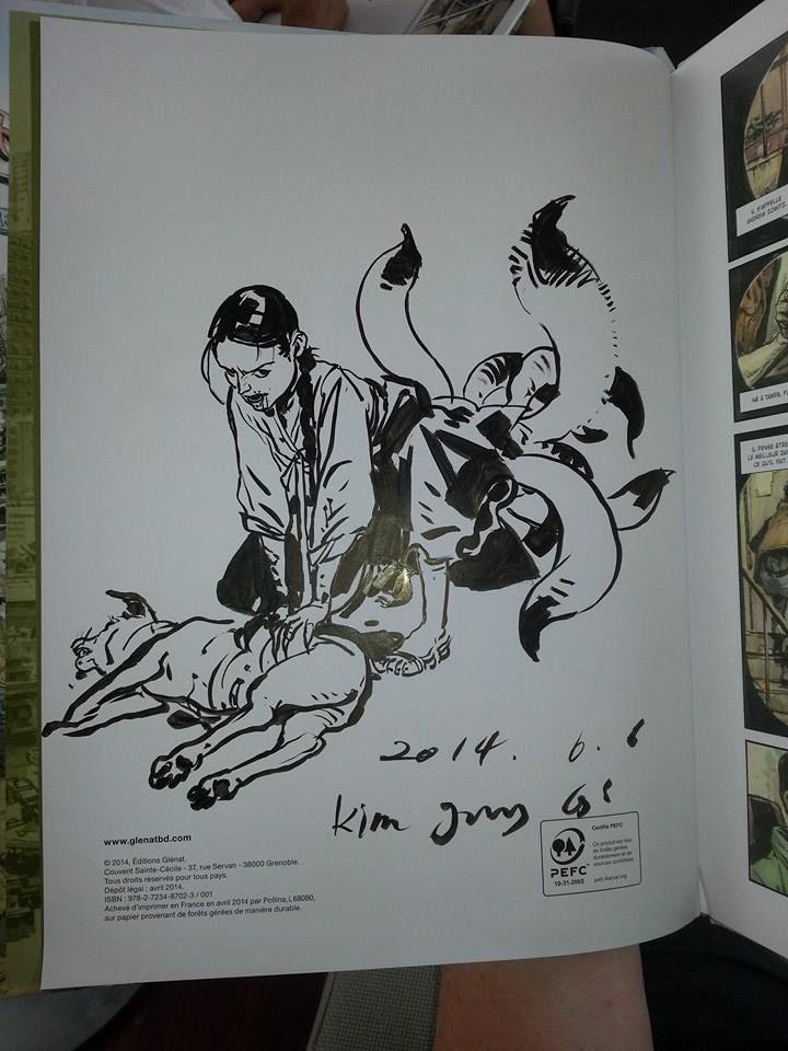 Kim Jung Gi