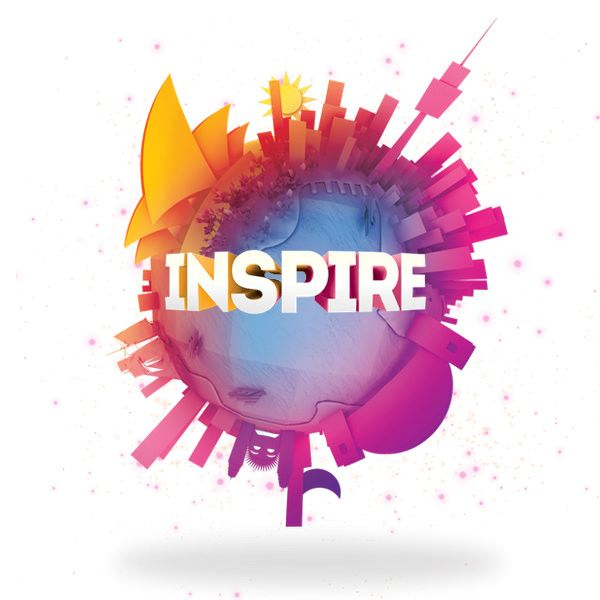 Check out this years New Years Eve symbol in Sydney. The theme is Inspire. What will you inspire in 2015?